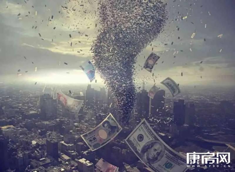 必须要警惕了!美国的通胀问题或引发新一轮全球金融危机